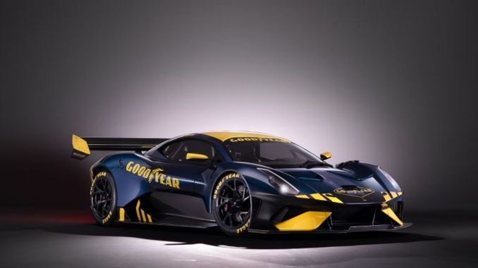 goodyear special tire for the most demanding super cars