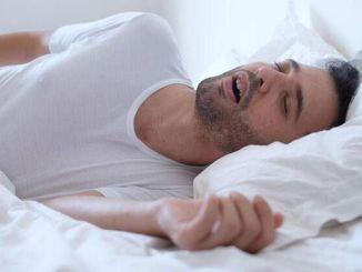 Lazerio pagalba atliekama knarkimas ir miego apnėja