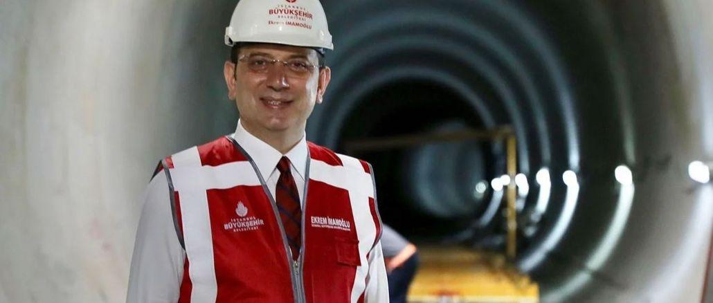 imamoglu metro insaatlari icin toplam milyon euro finansman sagladik