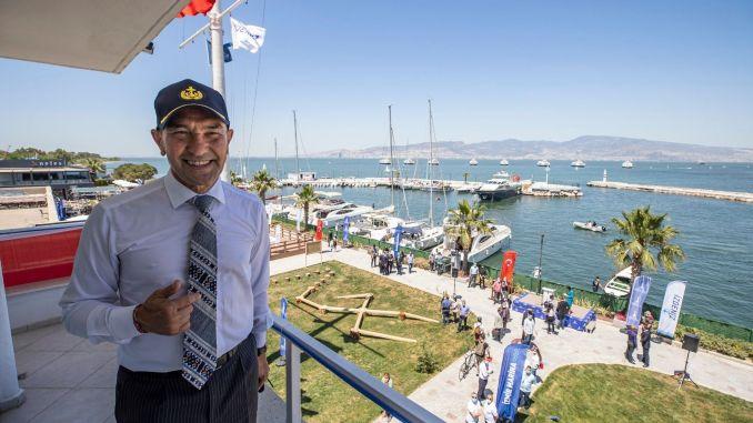 izmir marina will increase the welfare of the city