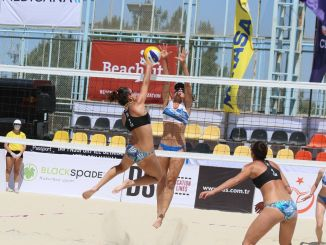 Elkezdődött az izmiri strandröplabda izgalom