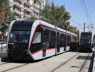 Kayseri talas tram services will not be made for the month