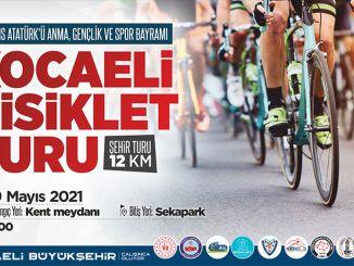 XNUMX月の自転車ツアーがコカエリで開催されます