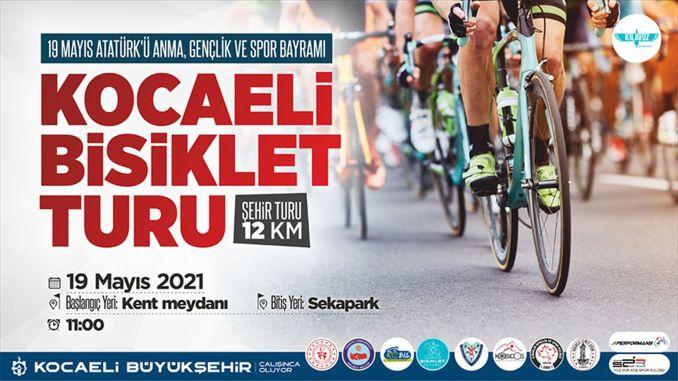 May bike tour will be organized in Kocaeli
