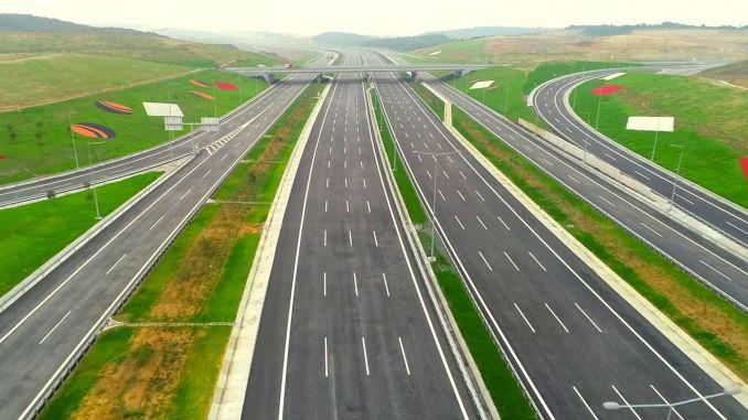 北マルマラ高速道路のXNUMX億リラ保証支払い