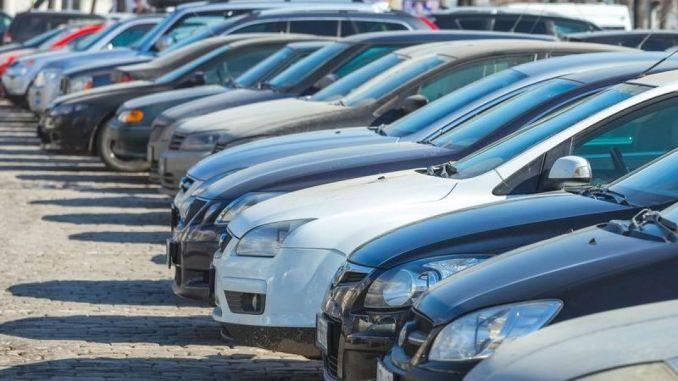 voiture d'occasion la plus vendue en mai