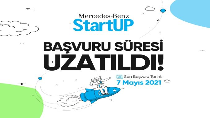 Mercedes Benz startup application deadline extended