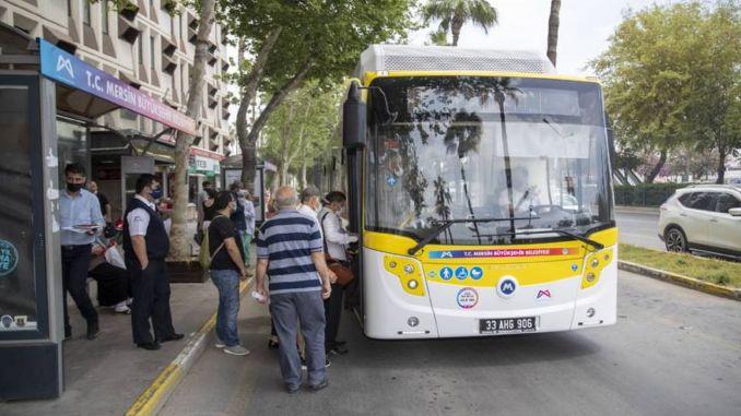 myrtle bigsehirin environmental buses yellow lemons started the journey