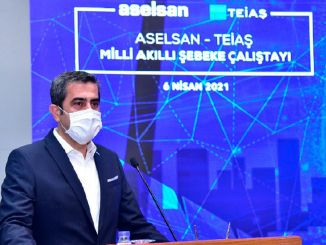 the national smart grid was carried out by aselsan
