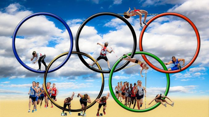 what is the olympic games, branches of the history of olympic games and their importance