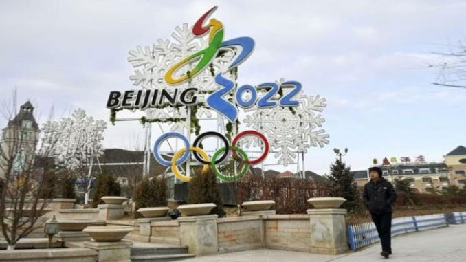 إن الدعوة إلى مقاطعة الألعاب الأولمبية هراء أمريكي نموذجي