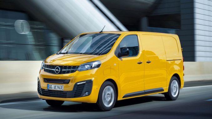Opel Vivaro-e vince il premio International Van of the Year 2021