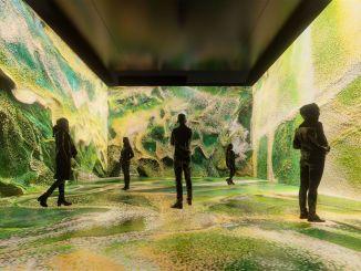 La exposición del espacio de memoria de la máquina Refik Anadolu está abierta para que todos la visiten