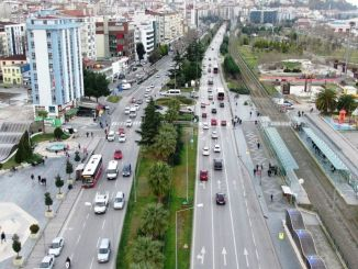 samsun smart city traffic safety project will be completed until