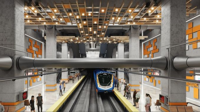 Secer Mersin shared the technical details of the metro project