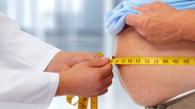 diabetes is more common in obese people