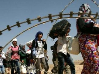 the number of Syrian immigrants continues to increase