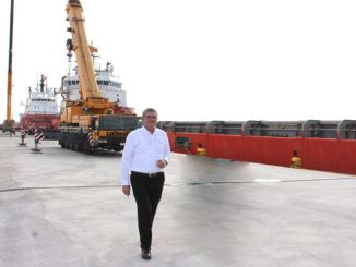 Tasucu Seka port should be connected to central Anatolia by railway