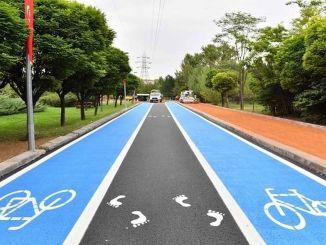 tcdd hatti yuruyus ve bisiklet yolu oluyor