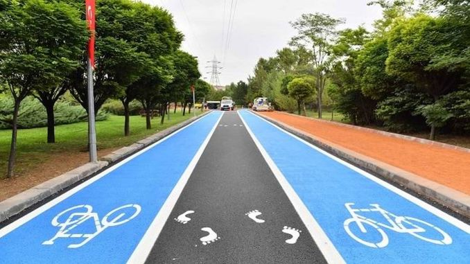 tcdd line becomes walkway and bicycle path