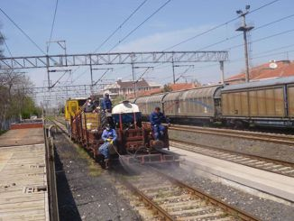 Tcdd will spray between train stations
