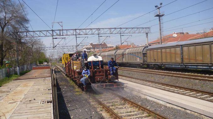 Tcdd će prskati između željezničkih stanica