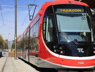 trabzono lengvųjų geležinkelių sistemos projekto plėtra