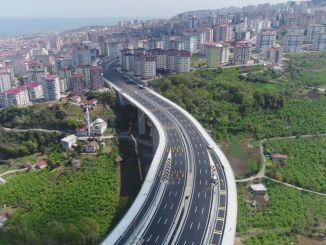 Trabzone buvo atidaryta svarbiausia legaliojo bulvaro dalis
