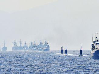 La Marina turca ha battuto il record di tempo di navigazione di tutti i tempi