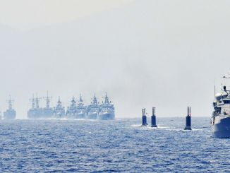 La marine turque a battu le record de temps de navigation de tous les temps