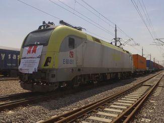 cine-eksport blokerer tog fra Tyrkiet fra Kocaeli