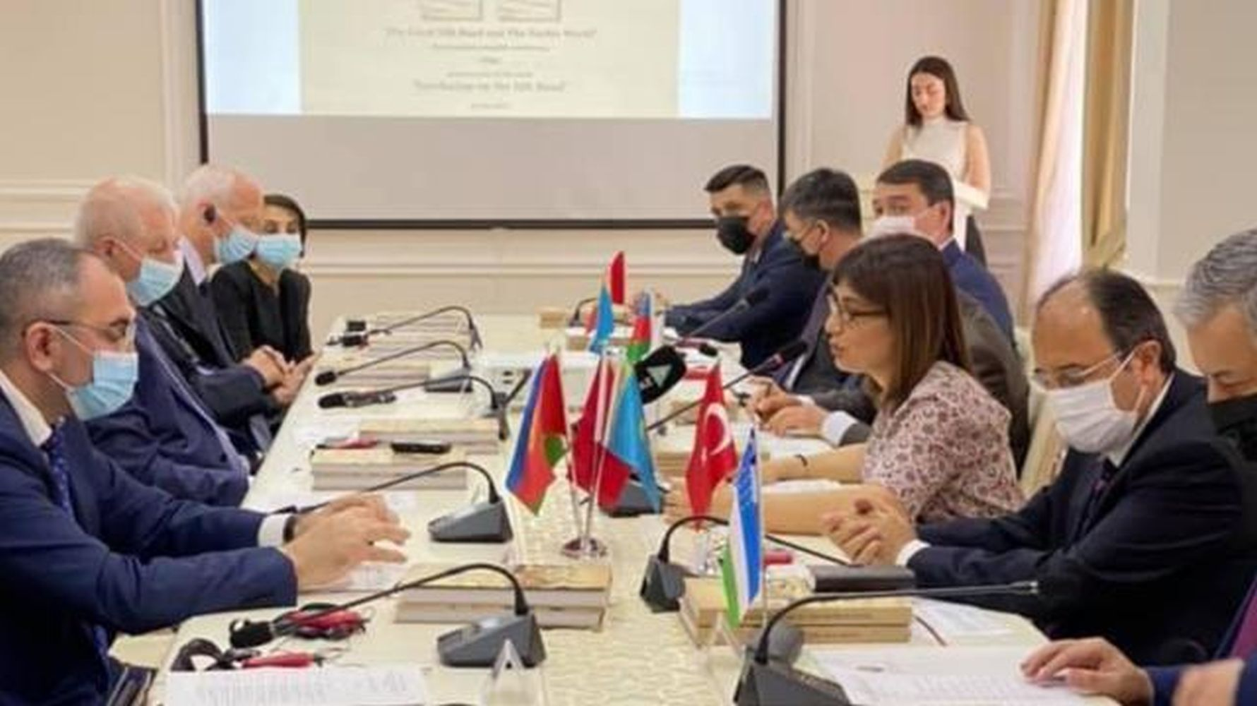 international great silk road and turkish world conference was held