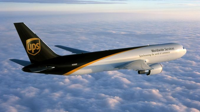 achieved best first quarter results in ups history