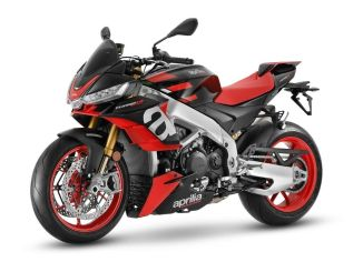 the new aprilia tuono v factory is available for sale in Turkey