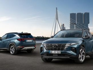 new hyundai tucson came to make a difference with its light