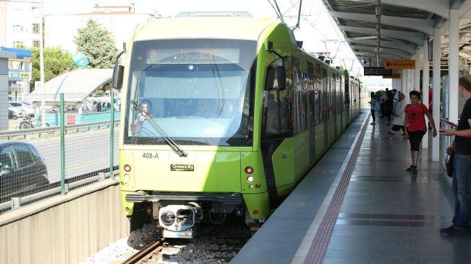 Who won the renewed bursa city hospital metro tender and how much