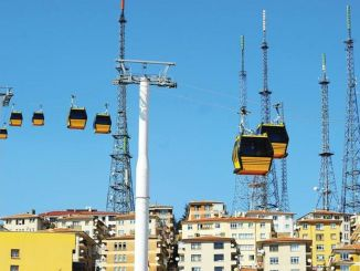 yenimahalle sentepe cable car services stopped until the end of the epidemic
