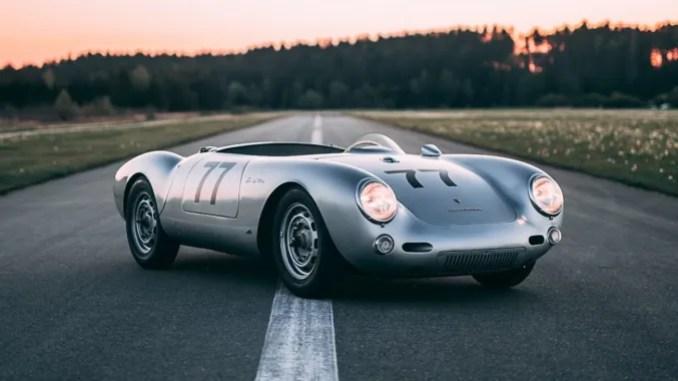 Porsche Spyder main