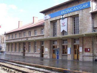 এরজিনকান ট্রেন স্টেশন