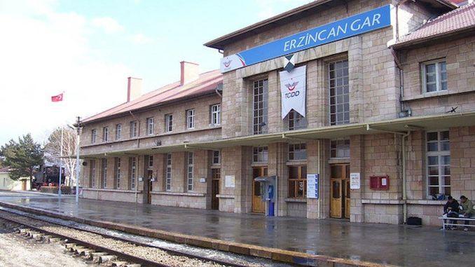 Σιδηροδρομικός σταθμός Erzincan