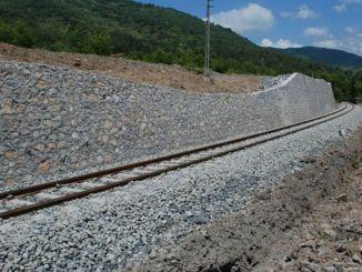 Irmak Zonguldak Demiryolu Hattinda Tas Duvar Yaptirilacaktir
