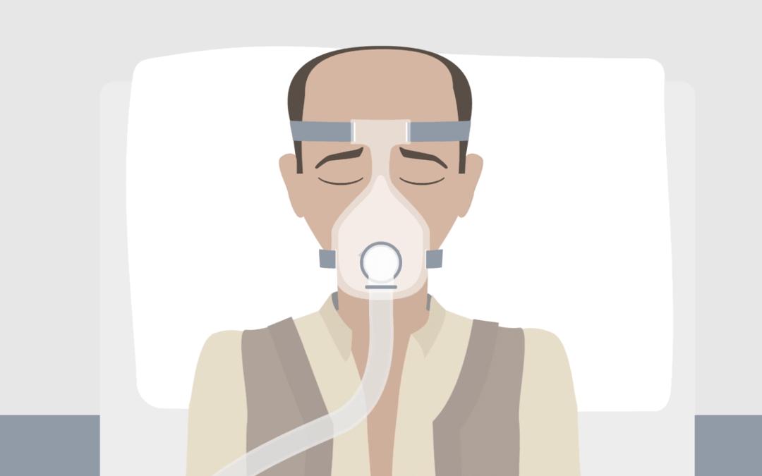 Oksijen ve PAP Cihazlariyla KOAH Tedavisi Nasil Yapilir