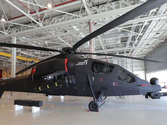 TUSAS Signed a Contract with Ukraine for Heavy Class Attack Helicopter Engine