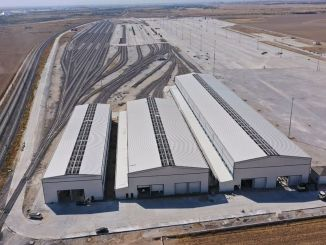 Baigtas logistikos centro projektas Turkijos pramonininkų konkurencingumui didinti