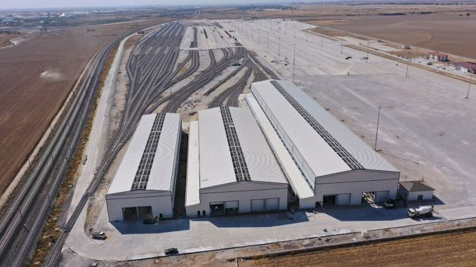 The Project of the Logistics Center to Increase the Competitiveness of Turkish Industrialists Completed