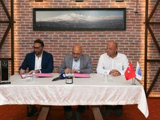Mercedes kļūst par Starptautiskā Erciyes kalnu maratona galveno atbalstītāju