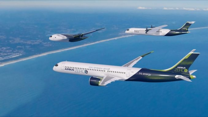 airbus establishes zero emission development centers in germany and france
