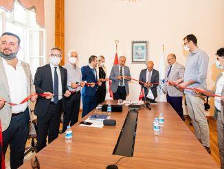 تم افتتاح مكاتب الترويج في إزمير الألمانية