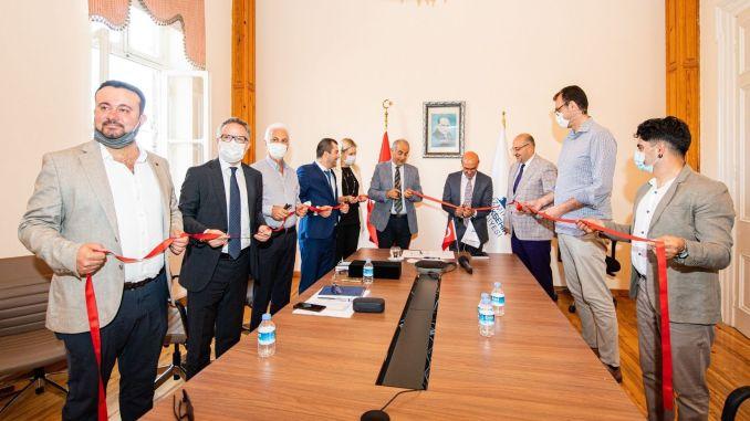 apertura de oficinas de promoción de alemania izmir