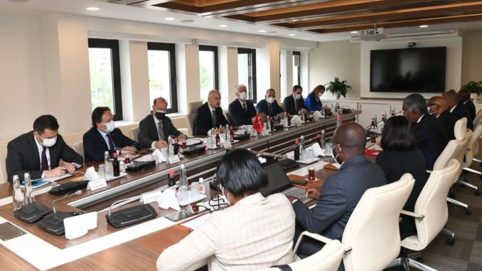 We are ready to cooperate in every mode of transport with Angola